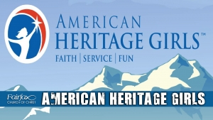 FXCC - American Heritage Girls